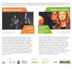 Festival de ARtes 50 anos Goethe-Institut 2